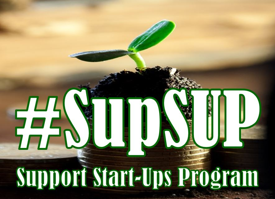 Support Start-Ups Program - Promote Your Start-Up Business Now