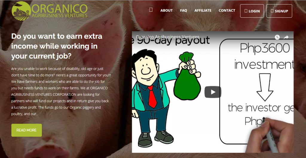 SEC Issues Advisory on Organico Agribusiness Crowdfunding | Invest