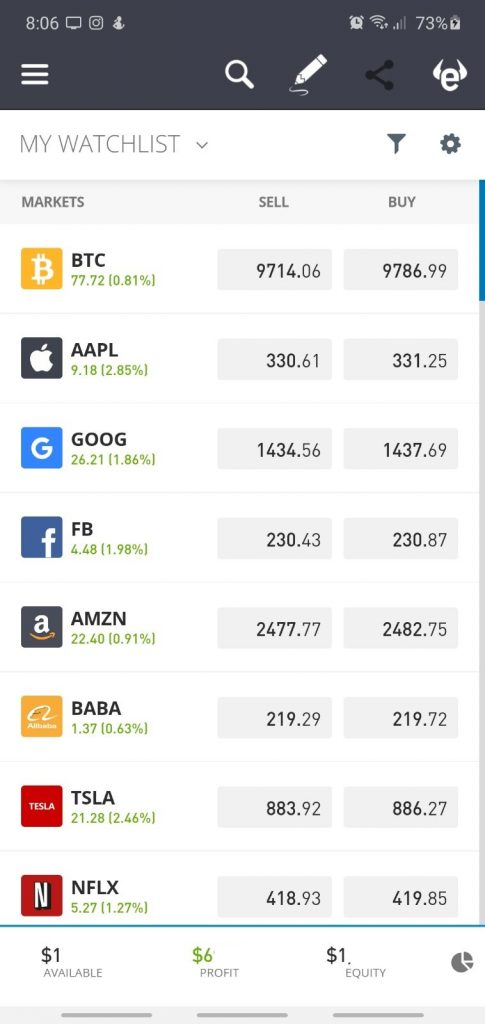 How to Buy & Trade US Stocks from the Philippines via App: eToro Features I Like