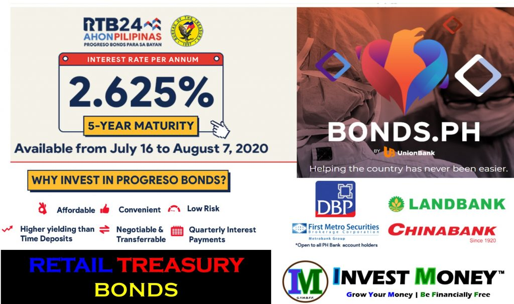 How to Invest in Progreso Bonds 2.625%: Buy RTB via Bonds PH App